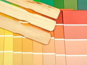 Hvordan man finder en varm maling farve til en dagslys kælder