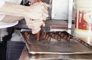 Hvordan man laver en chokolade Butterfly