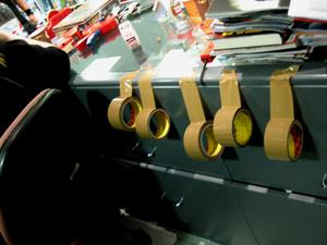 Sådan fjernes Packing Tape Lim