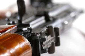 Sådan Saml Nitter på en AK-47