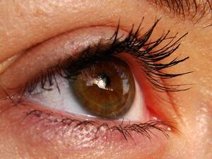 Morgellons sygdomstilstande påvirkning af synet