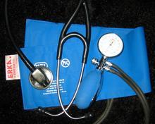 Hvordan til at læse en blodtryksmanchet