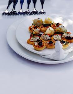 Finger mad ideer til en 50th bryllupsdag fest