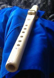 Hvordan man laver en nøgle C Native American Flute