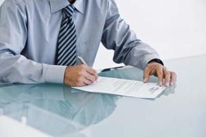 Hvordan man skriver et brev anmoder om vigtige dokumenter