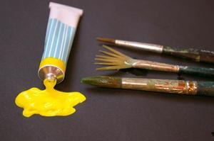 Sådan at male på en Akvarel lærred