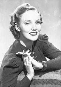 1950'erne formelle frisurer for kvinder