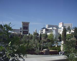 Busture til Las Vegas fra det sydlige Californien