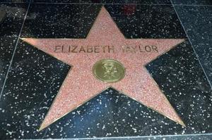 Old Hollywood glamour flashback