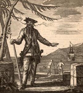 Medieval Tøj til kvinder Pirates