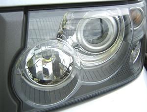 Sådan ændres en Headlight i en Volvo XC90