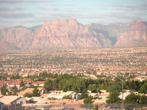 Hvordan finder jeg ud the Past Vejret for North Las Vegas, Nevada?