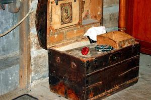 Hvordan at rengøre eller genoprette gamle damper kufferter