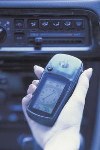 Sådan Track Nogen rute på GPS
