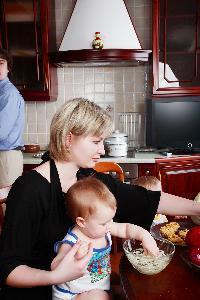 Ernæring guide til spædbørn