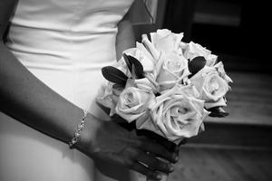 Black & White bryllup tema Idéer