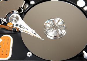 Hvordan at fastsætte en rå filsystem på en harddisk