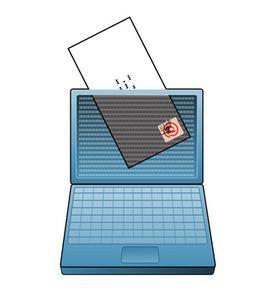 Nogle elementer kan ikke kopieres i Outlook 2007