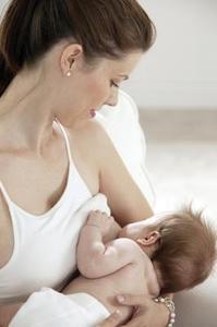 Hvordan til at forme op bryster efter amning
