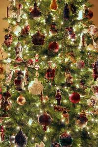 Jul Crafts med Paillet Shapes