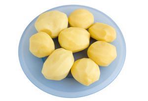 Sådan Frys kogte kartofler