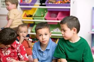SmartBoard aktiviteter for pre-børnehave