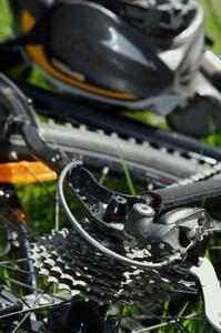 Sådan ændres en Gear kabel på en cykel