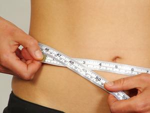 Sådan måler din krop med et målebånd