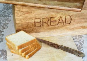 Sådan holder Bread Moist i en brødkasse