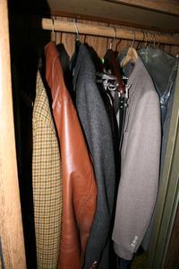 Gør-det-selv walk-in closet