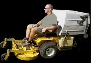 Hvordan kan jeg gøre min egen Lawn Tractor Seat Cover?