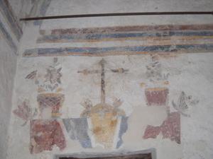 Materialer & Teknik Brugt i Roman vægmalerier