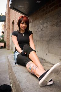 Foot tatovering idéer