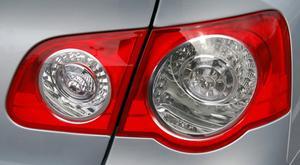 Sådan ændres bremsen lys på en VW