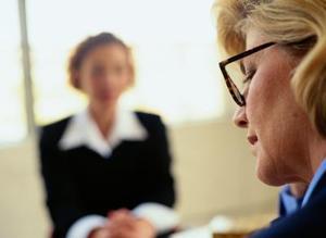 Hvordan til at forberede et interview til en HR direktør