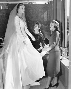 40faf7c82b81 Begyndelsen af 1950 erne Tema Bryllup Styles