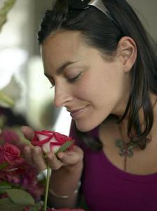Den mest duftende roser Plant