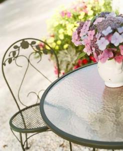 Sådan kommer pottes hortensia at rebloom