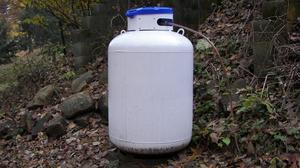 LP Gas Cylinder Sikkerhedstips