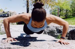 Toning Arm øvelse rutiner for kvinder
