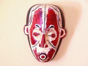Sådan Gør din egen African Mask