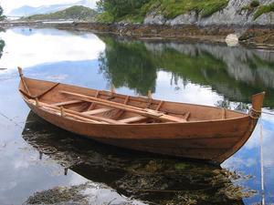 DIY Viking Boat Building