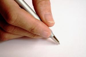 Hvordan skriver man en undskyldning brev