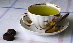 Hvordan at tabe sig hurtigt med grøn te