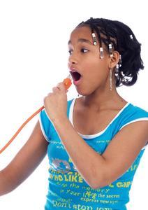 Frisurer til African American Little Girls