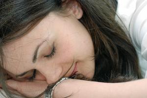 Hovedpine fra oversleeping