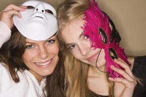 Party Masker Gør