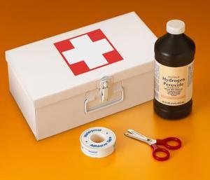 Plaster flydende bandage instruktioner
