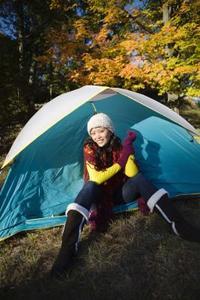 Sådan fjernes Meldug Inde i et telt