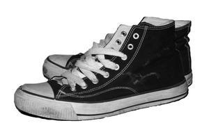 Måder at binde Double-Flap Converse sko
